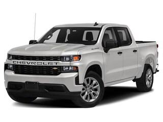 2020 Chevrolet Silverado 1500 Silverado Custom Truck Crew Cab