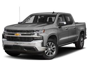 2020 Chevrolet Silverado 1500 Base Truck Crew Cab