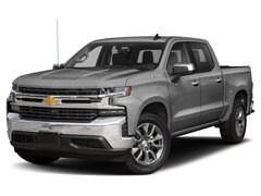 2020 Chevrolet Silverado 1500 LT Truck Crew Cab