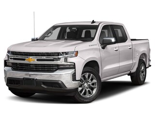 New 2020 Chevrolet Silverado 1500 LT Truck Crew Cab L2170 for sale near Cortland, NY