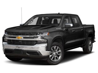New 2020 Chevrolet Silverado 1500 LT Truck Crew Cab L2166 for sale near Cortland, NY