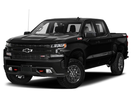 Featured Used 2020 Chevrolet Silverado 1500 LT Trail Boss Truck for sale in Bennettsville, SC