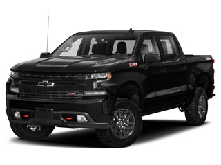 Used 2020 Chevrolet Silverado 1500 LT Trail Boss Truck Crew Cab Medford, OR