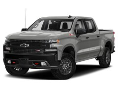 2020 Chevrolet Silverado 1500 LT Trail Boss Truck Crew Cab for sale in Layton at Young Chevrolet of Layton