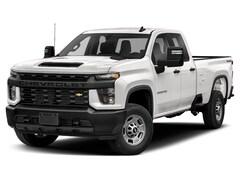 2020 Chevrolet Silverado 2500HD Work Truck Truck Double Cab