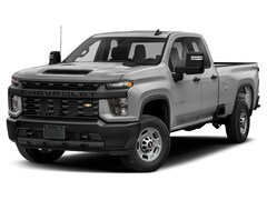 New 2020 Chevrolet Silverado 2500HD Work Truck Truck Double Cab RWD for sale in New Jersey