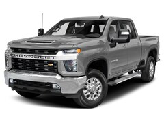 New 2020 Chevrolet Silverado 2500HD Custom Truck in Anniston, AL