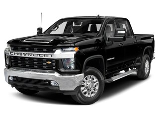 2020 Chevrolet Silverado 2500HD Custom Crew Cab Pickup