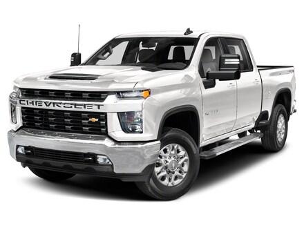 2020 Chevrolet Silverado 2500 HD LT Truck