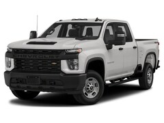 2020 Chevrolet Silverado 2500HD Work Truck Truck Crew Cab for sale in Layton at Young Chevrolet of Layton
