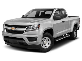 2020 Chevrolet Colorado 2WD Work Truck Truck Extended Cab