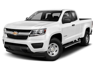 2020 Chevrolet Colorado 2WD Work Truck Truck