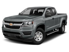 2020 Chevrolet Colorado 4WD EXT CAB 128 Work TRU Truck Extended Cab