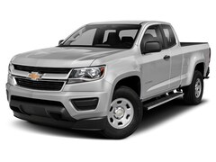 2020 Chevrolet Colorado 4WD Work Truck 4x4 Work Truck  Extended Cab 6 ft. LB