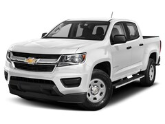 2020 Chevrolet Colorado 4WD Work Truck Truck