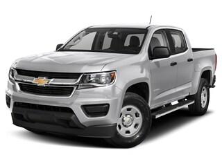 2020 Chevrolet Colorado 4WD LT Truck Crew Cab