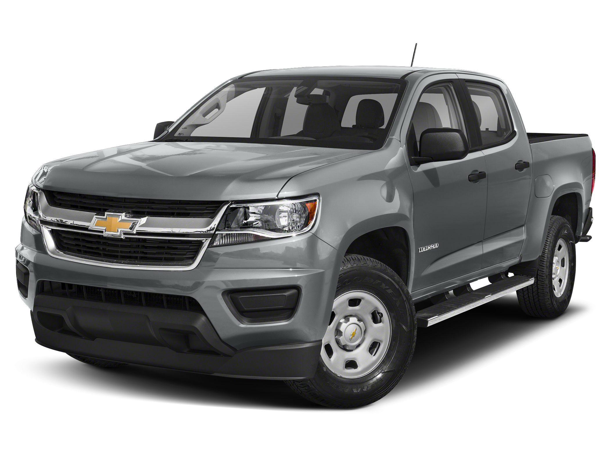 2020 Chevrolet Colorado Truck Crew Cab