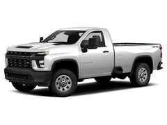 2020 Chevrolet Silverado 3500HD Work Truck Truck Regular Cab