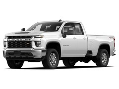 2020 Chevrolet Silverado 3500HD Work Truck Truck Double Cab