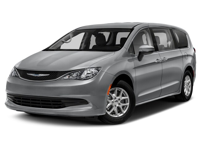 New 2020 Chrysler Pacifica AWD LAUNCH EDITION Passenger Van Frankenmuth