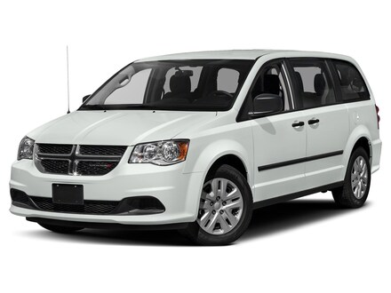 Featured Used 2020 Dodge Grand Caravan SXT Wagon for Sale near Youngstown, OH