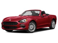 New 2020 FIAT 124 Spider URBANA Convertible in Miami, FL