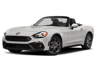 New 2020 FIAT 124 Spider ABARTH Convertible Eugene, OR