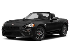 New 2020 FIAT 124 Spider ABARTH Convertible for sale in Blairsville, PA at Tri-Star Chrysler Motors