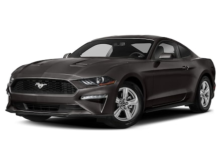 2020 Ford Mustang GT Premium Fastback Coupe