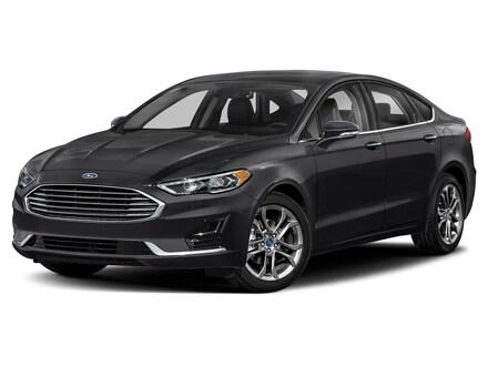 2020 Ford Fusion SEL SEL  Sedan