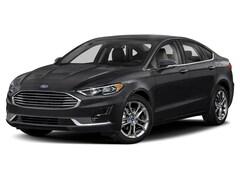 2020 Ford Fusion SEL Sedan