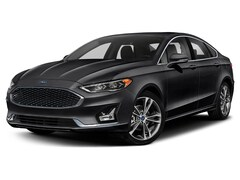 2020 Ford Fusion Titanium Sedan for sale in Jacksonville at Duval Ford
