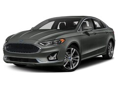 2020 Ford Fusion Titanium Sedan for sale in beaver dam wi