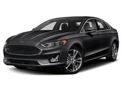 New 2020 Ford Fusion Titanium Sedan 3FA6P0D90LR204483 for sale near Rock Springs, WY