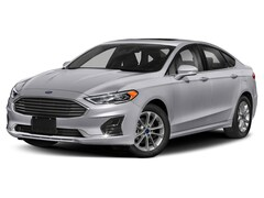 New 2020 Ford Fusion Hybrid SEL Sedan FHLP202673 in Getzville, NY