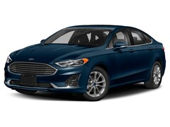 New 2020 Ford Fusion Hybrid SEL Sedan in Jamestown, NY