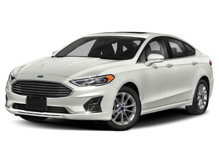 New 2020 Ford Fusion Hybrid SEL Sedan in Getzville, NY