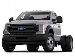 2020 Ford F-350 Chassis XL Regular Cab Chassis-Cab