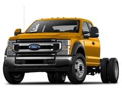 2020 Ford Super Duty F-450 DRW XL 2WD Supercab 168 WB 6 Truck Super Cab