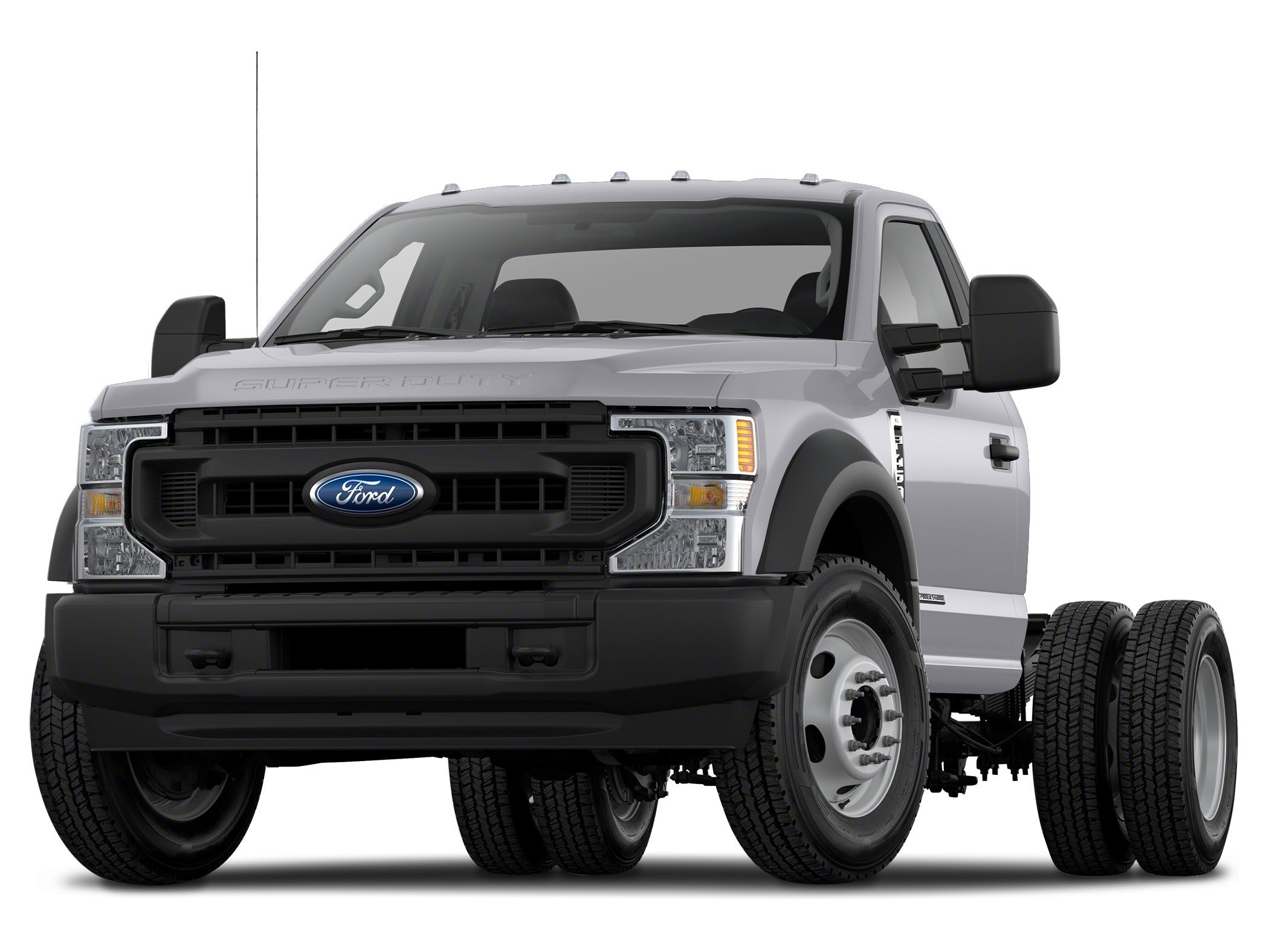 2020 Ford F-550 Chassis Truck Regular Cab