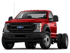 2020 Ford Super Duty F-550 DRW Cbcha Regular Cab Chassis-Cab