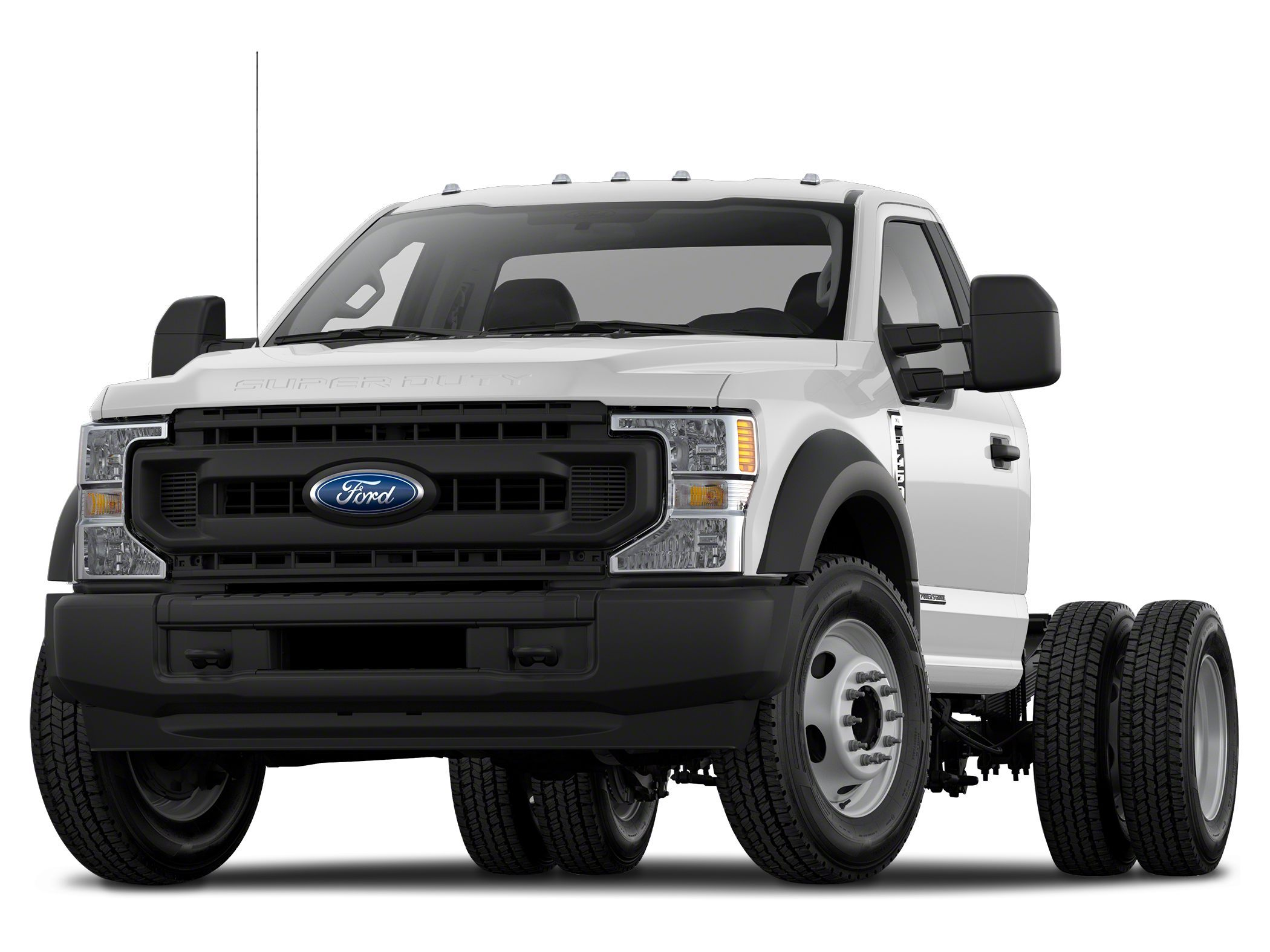 2020 Ford F-550 Chassis Standard Cab