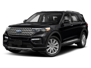 New 2020 Ford Explorer Limited Sport Utility in Susanville, near Reno NV