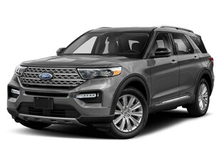 2020 Ford Explorer Platinum 4x4 SUV