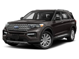 New 2020 Ford Explorer Platinum SUV near San Diego