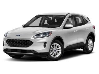 New 2020 Ford Escape SE Sport Hybrid SUV near San Diego