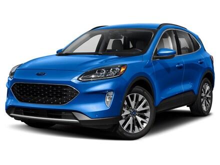 2020 Ford Escape Titanium SUV For Sale in Chico, CA