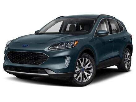 2020 Ford Escape Titanium Titanium AWD