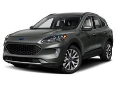2020 Ford Escape Titanium 4WD