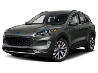 2020 Ford Escape Titanium AWD Sport Utility